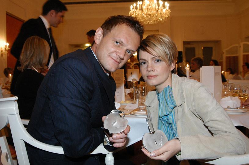 Z Weroniką Marczuk rozwiódł się po 12 latach /Zawada /AKPA