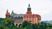 Z wizytą na zamku Książ