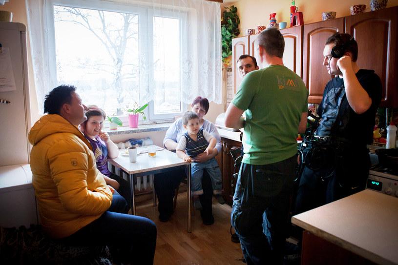 Z wizytą w domu Natalii /Polsat