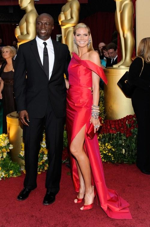 Z żoną Heidi od lat tworzą udany związek  /Kevark Djansezian /Getty Images/Flash Press Media