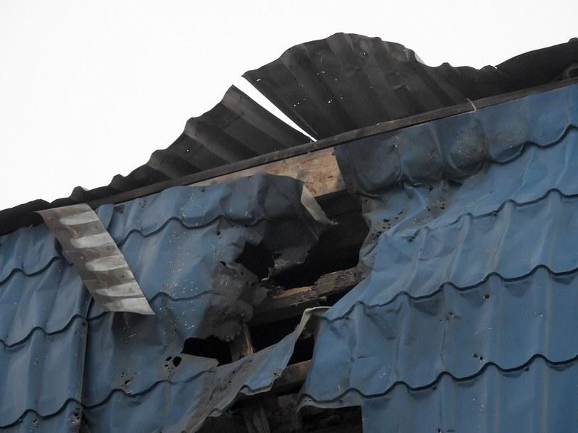 Za akcjami przy granicy z Polską stoją te same siły, które zaatakowały  konsulat RP? /Darek Delmanowicz /PAP
