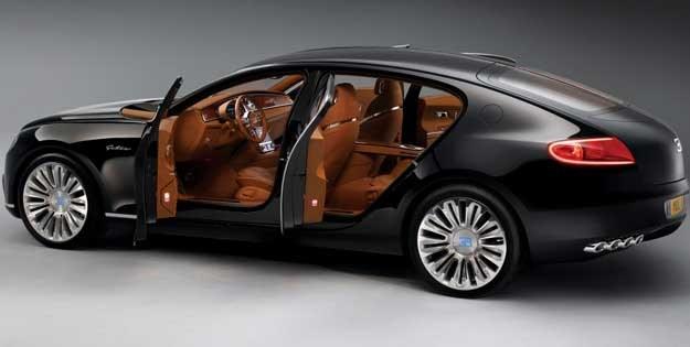 Za auto zapłacić trzeba będzie około miliona euro /