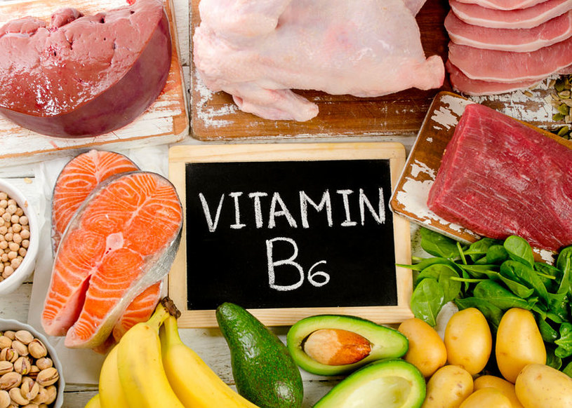 Za co odpowiada witamina B6? /©123RF/PICSEL