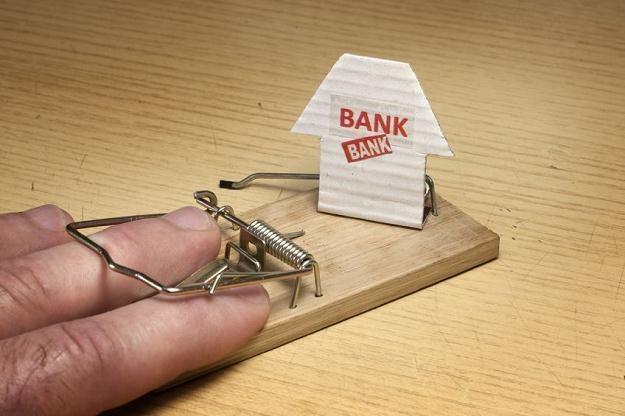 Za co płacimy pożyczając pieniądze w banku? /©123RF/PICSEL