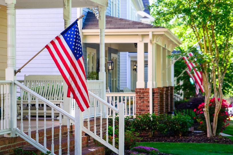 Za Donalda Trumpa ceny domów szybko rosły /©123RF/PICSEL