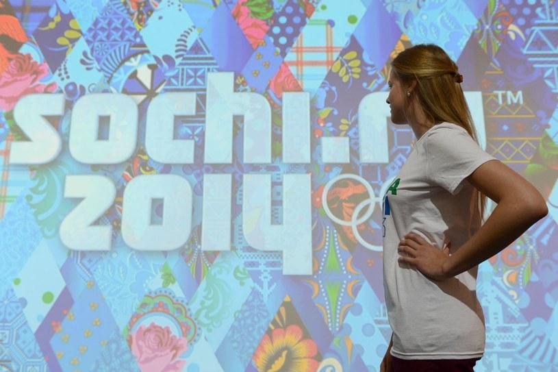 Za dwa lata w Soczi odbędą się zimowe igrzyska olimpijskie /AFP