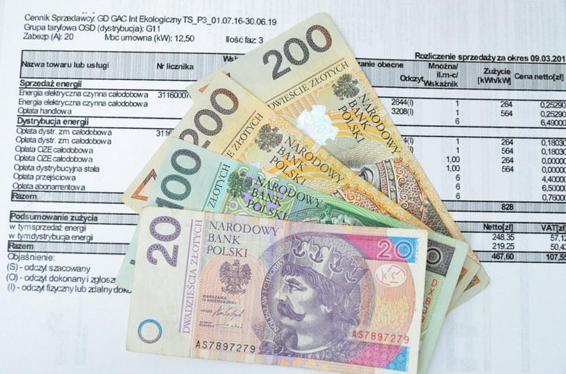 Za energię elektryczną zapłacimy co miesiąc o 10 zł więcej /Bartłomiej Magierowski /Agencja SE/East News