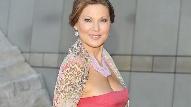 Za granicą brakuje mi polskiej mowy i kultury - przyznaje aktorka / fot. Michał Baranowski /AKPA