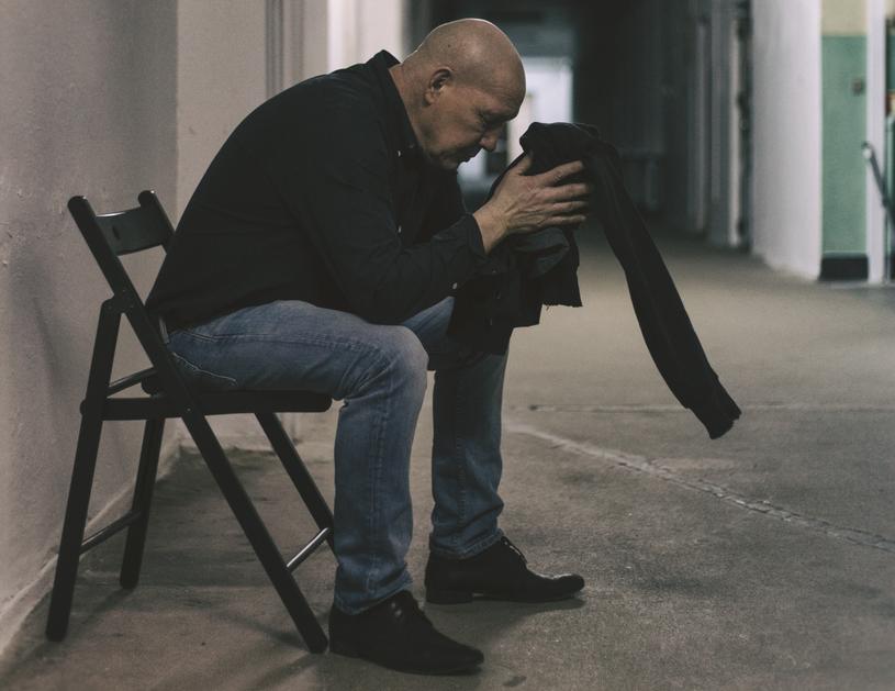 """""""Za każdym razem, kiedy robię wizję, boję się, że się pomylę"""" / fot: Tomasz Pluta /Wydawnictwo SQN"""
