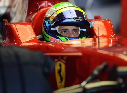 Za kierownicą Felipe Massa /AFP