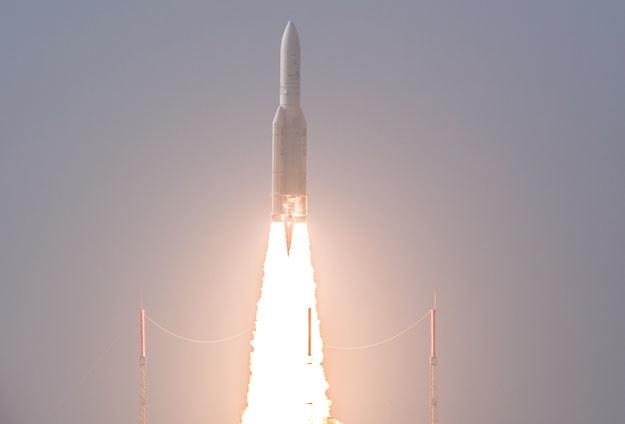 Za kilka lat Polska umieści satelity na orbicie (zdjęcie ilustracyjne) fot. Jody Amiet /AFP