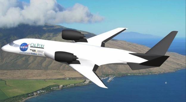 Za kilka lub kilkanaście lat na naszych lotniskach mogą pojawić się takie maszyny.  Fot. NASA /materiały prasowe