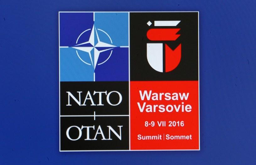 Za logo szczytu NATO zapłaciliśmy podwójnie /Stanisław Kowalczuk /East News