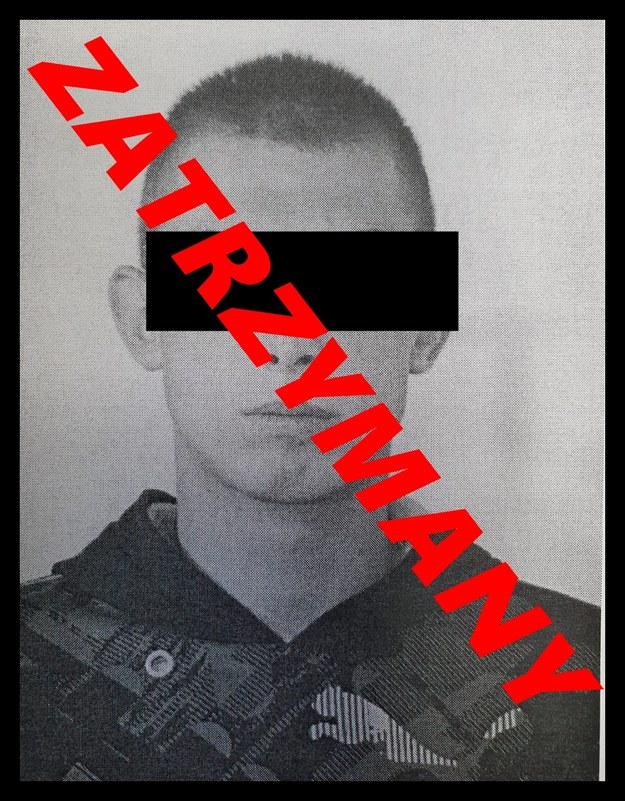Za mężczyzną był wystawiony Europejski Nakaz Aresztowania /Policja