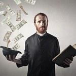 Za mszę w kościele zapłacimy online
