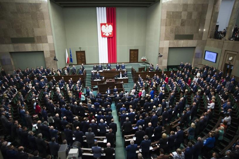 Za nami intensywny rok sejmowy /Jakub Wosik  /Reporter