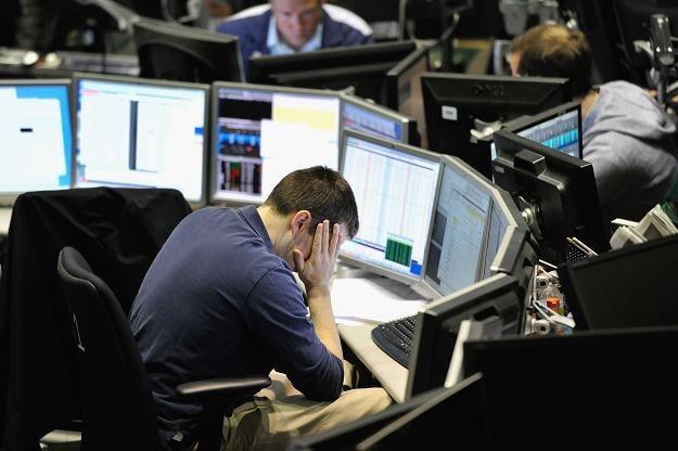 Za nami najsłabsze półrocze od czasu rozpoczęcia hossy na początku 2009 roku /AFP