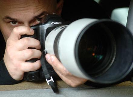 Za obiektywem schowany Przemysław Stoppa /Agencja Fotograficzna Stoppa