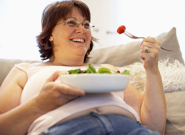 Za otyłość odpowiada zbyt duże spożycie kalorii