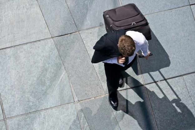 Za podróż służbową pracownikowi należy się dieta /© Panthermedia