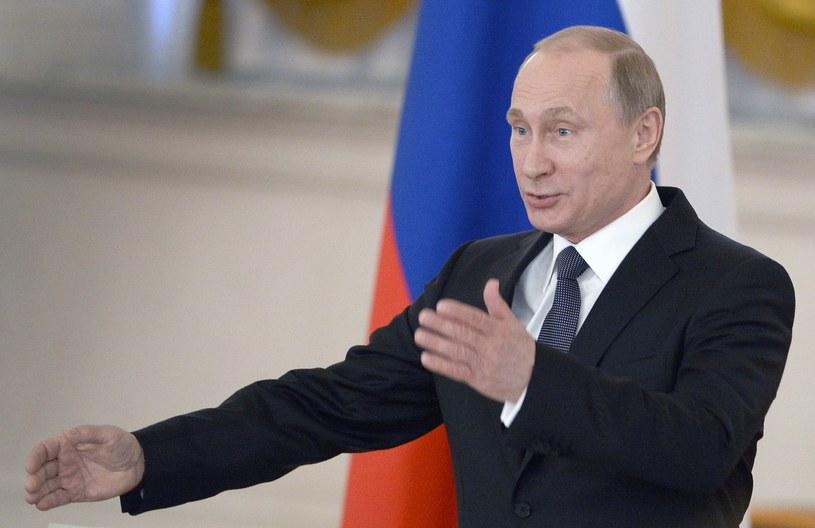 Za ponownym przyjęciem Putina do grona wiodących krajów świata opowiedział się też przewodniczący Forum Niemiecko-Rosyjskiego Matthias Platzeck /AFP