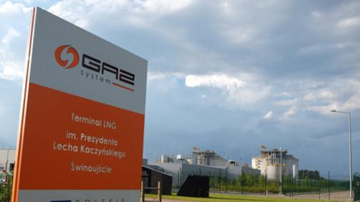 zarządca sieci rurociągów przesyłowych w Polsce