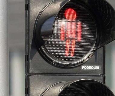 Za przejście na czerwonym świetle do... sądu rodzinnego. A  Patryka z Kościerzyny pamiętasz?