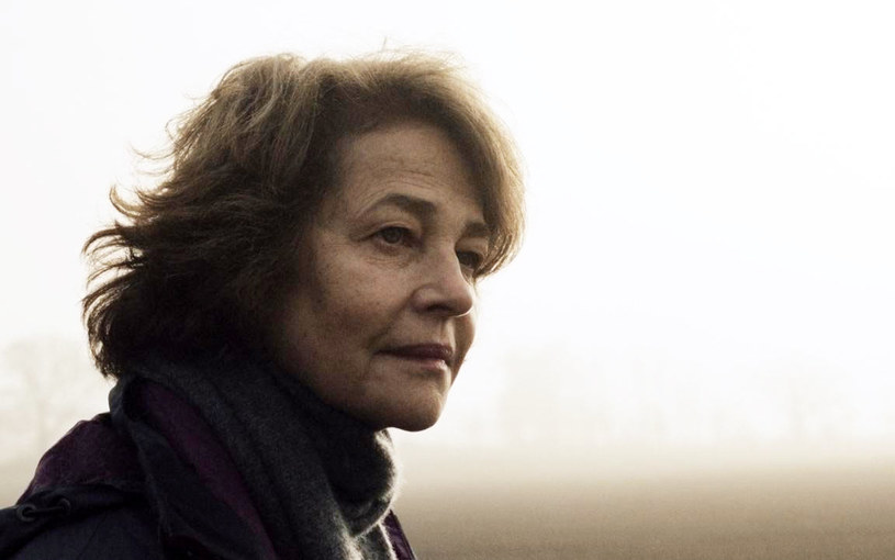 """Za rolę w """"45 latach"""" Charlotte Rampling otrzymała nominację do Oscara /materiały dystrybutora"""