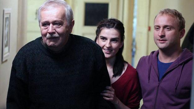 """Za role w """"Krecie"""" nagradzani byli już zarówno Marian Dziędziel, jak i Brys Szyc /materiały dystrybutora"""