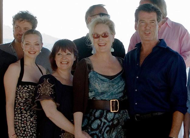"""Za rolę w """"Mamma Mia!"""" dostał Złotą Malinę /Getty Images/Flash Press Media"""