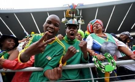 Za sprzedaż kibicom podrobionych biletów w RPA grozić będzie areszt /AFP