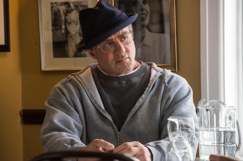 """Za swą nagordzoną Złotym Globem kreację w """"Creed: Narodziny legendy"""", Sylvester Stallone ma szansę na """"nagrodę odkupienia"""" /materiały dystrybutora"""