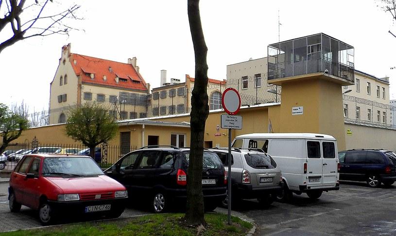 Za tym murem inowrocławskiego więzienia w nocy z 22 na 23 X 1939 roku zamordowano 56 osób. źródło: Leszek Adamczewski /