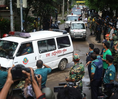 Za zamachem w Dhace stoi Dżamatul Mudżahedin Bangladesz