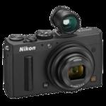 Zaawansowane kompakty od Nikona