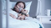 Zabawa to konieczna terapia dla chorych dzieci
