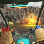 Zabawa w kooperacji w nowym gameplayu z Knack 2