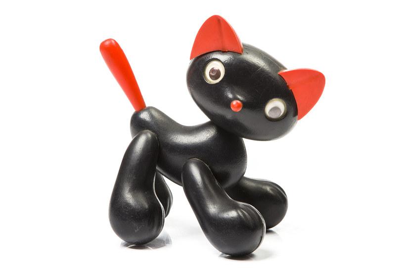 Zabawka kot /materiały prasowe