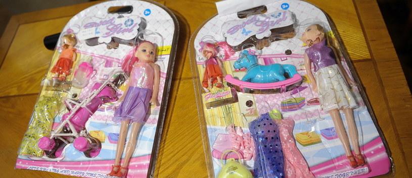 Zabawki, które przekraczają normy szkodliwych substancji / Marcin Obara  /PAP