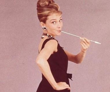 """""""Zabawna buzia"""" Audrey Hepburn"""