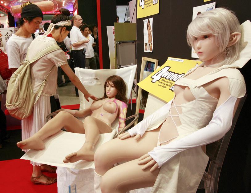 Zabawy erotyczne Japończyków okazały się dla człowieka z Europy zbyt ostre /AFP