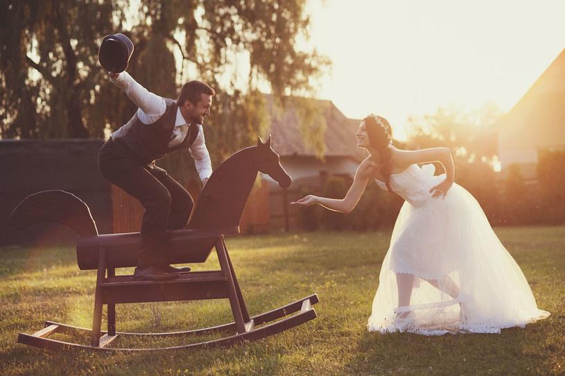 Zabawy weselne - tak czy nie? /123RF/PICSEL