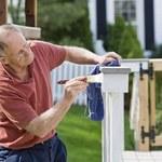 Zabezpieczenie drewnianej architektury na zewnątrz