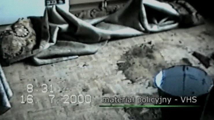 Zabicie kobiety zajęło sprawcy około godziny /Polsat News