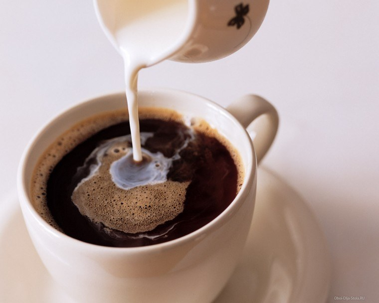 Zabielacz do kawy a zdrowie /© Photogenica