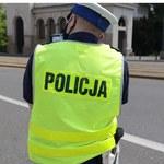 Zabił szwagra nożem. Policyjna obława w Wągrowcu
