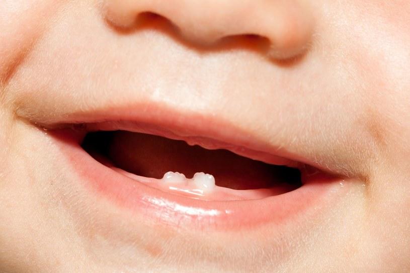 Ząbkowanie to trudny czas dla dzieci i rodziców /123RF/PICSEL