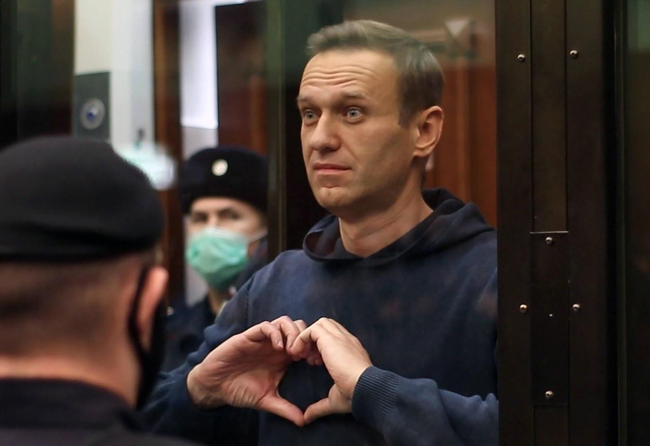 Zablokowano konto matki Nawalnego. Skarżyła się na stan zdrowia syna