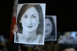 Zabójstwo dziennikarki Daphne Caruany Galizii. Czołowy biznesmen z zarzutami