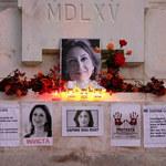 Zabójstwo dziennikarki z Malty. Zapadł pierwszy wyrok